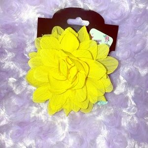 Accessories - Girls/woman's flower hair clips